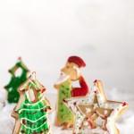 Galletas para decorar en Navidad