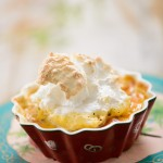 Crema de café con merengue