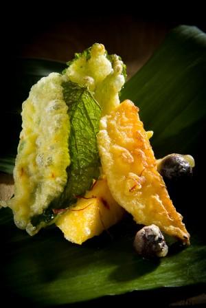 00244 Tempura dulce al azafrán 1