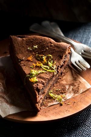 03391 Tarta de chocolate