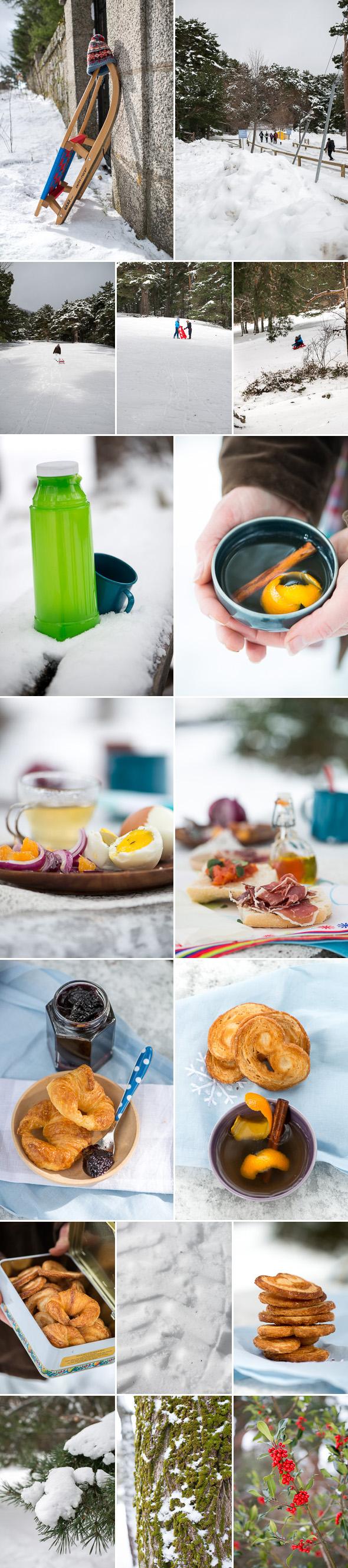 Blog excursión a la nieve