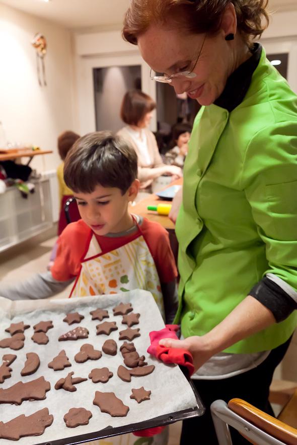 Galletas-de-Navidad-y-Niños