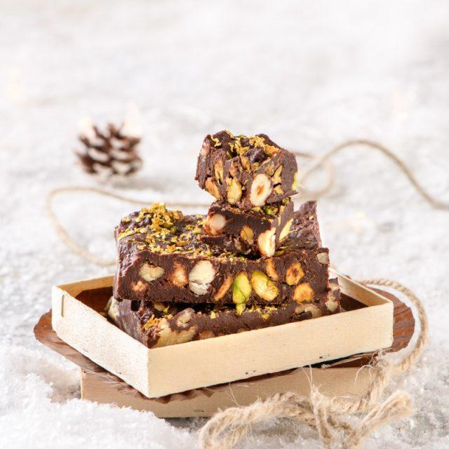 chocolate crisp