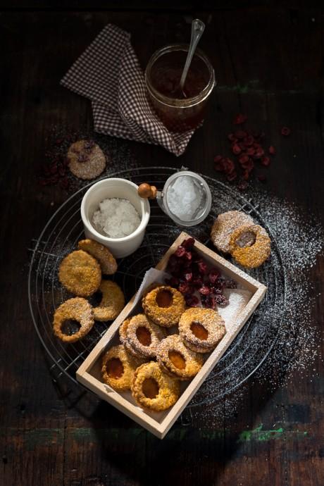 autumn cookies